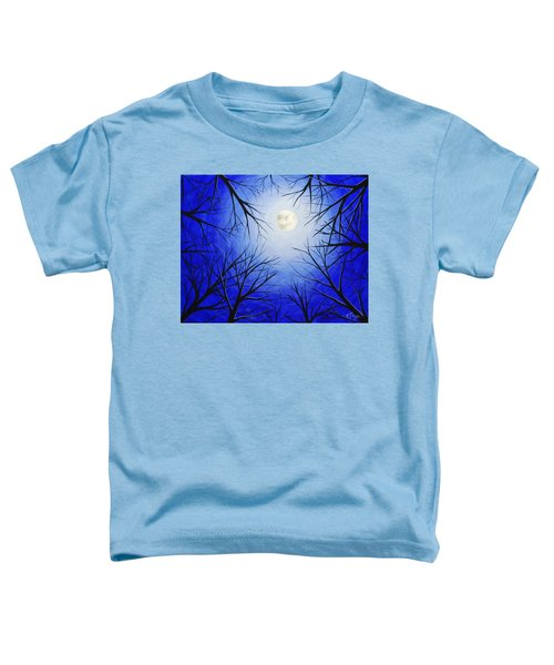 Winter Moon Toddler T-Shirt