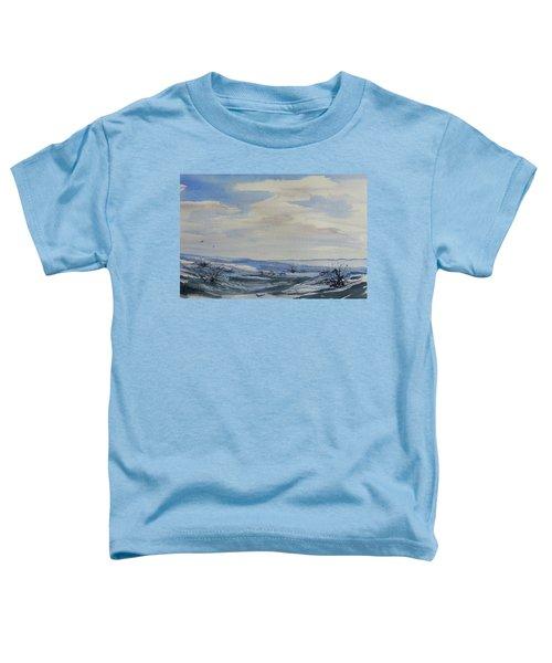 Winter Wilds Toddler T-Shirt