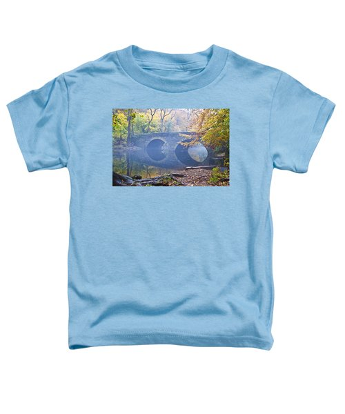 Wissahickon Creek At Bells Mill Rd. Toddler T-Shirt