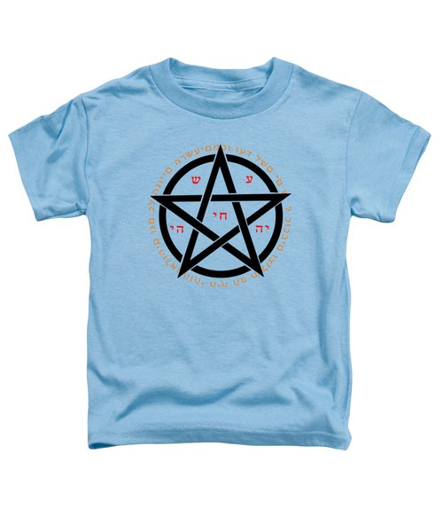 Witchcraft Concept  Toddler T-Shirt