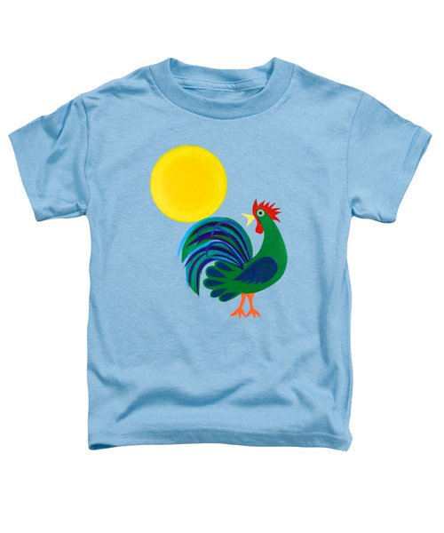 Year Of The Rooster Toddler T-Shirt
