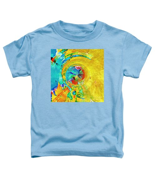 Yellow Eclipse  Toddler T-Shirt