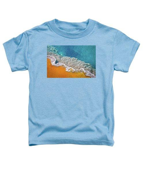 Yellowstone Pool Toddler T-Shirt