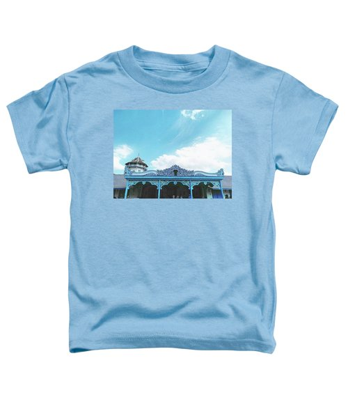 Solo Traditional Building Toddler T-Shirt