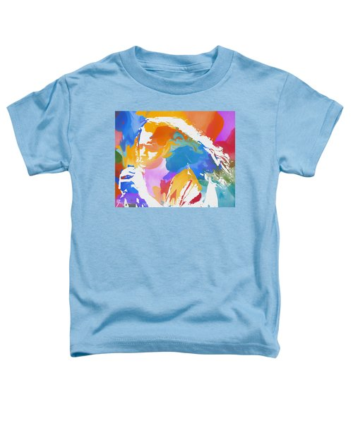 Young Chris Cornell Toddler T-Shirt