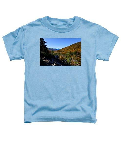 Zealand Notch Toddler T-Shirt