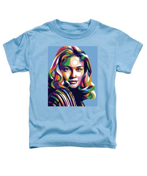 Cybill Shepherd Toddler T-Shirt
