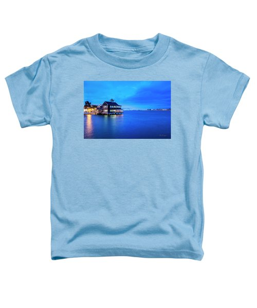 Dinner On The Bay Toddler T-Shirt
