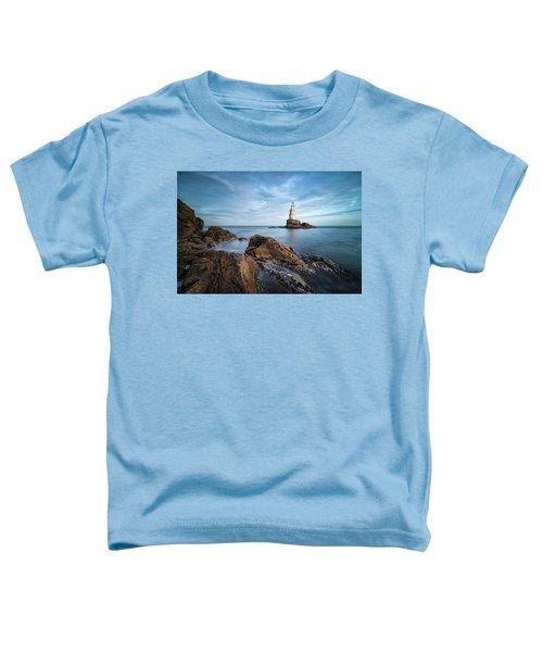 Lighthouse In Ahtopol, Bulgaria Toddler T-Shirt