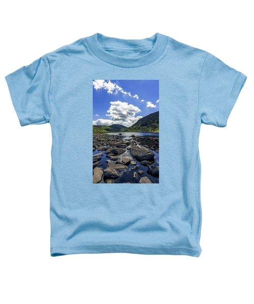 Llyn Eigiau Toddler T-Shirt