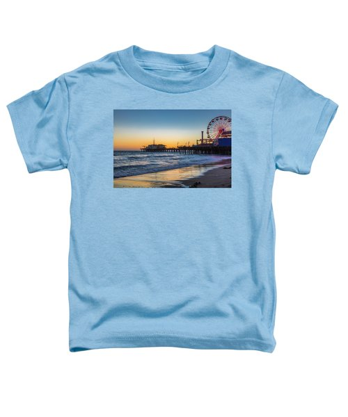 Pacific Park On The Pier Toddler T-Shirt