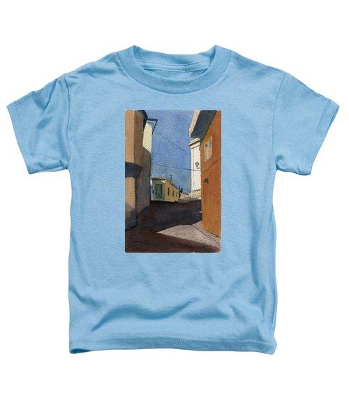 Sersale Street Toddler T-Shirt