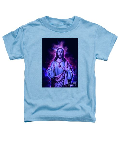 The Lord Is With You Toddler T-Shirt