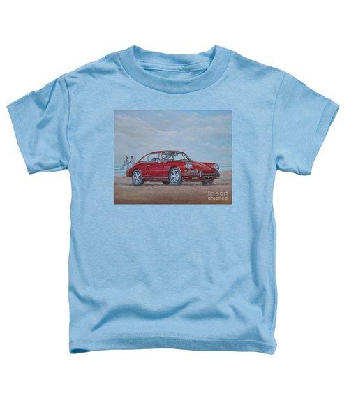 1968 Porsche 911 2.0 S Toddler T-Shirt