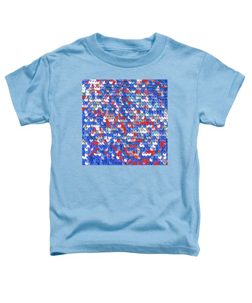 Funky Sequins Toddler T-Shirt