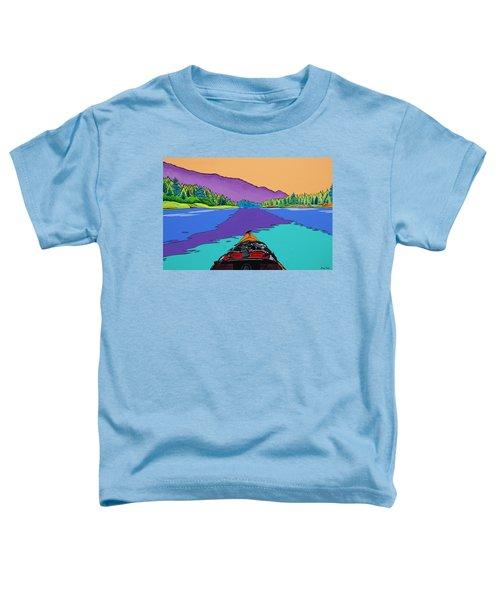 A Beautiful Day Toddler T-Shirt
