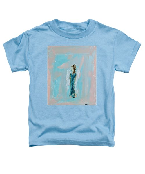 Angel With Character Toddler T-Shirt