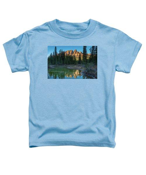 Be Still Toddler T-Shirt
