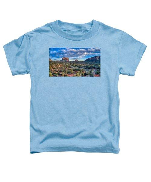 Bell Rock Scenic View Sedona Toddler T-Shirt