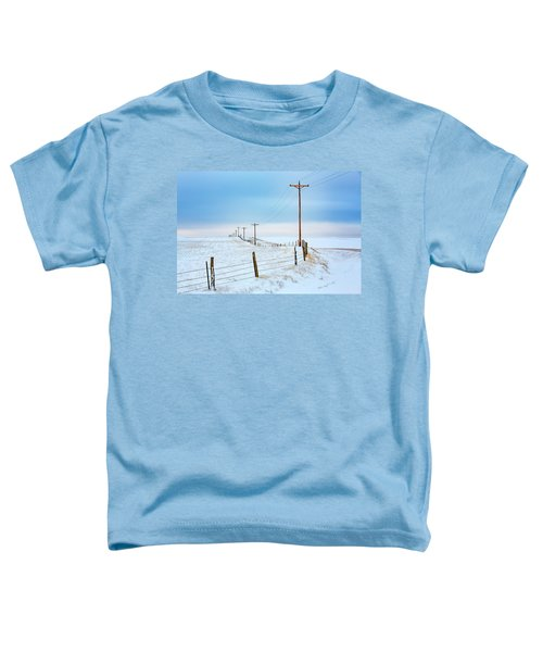 Bend In The Road Toddler T-Shirt