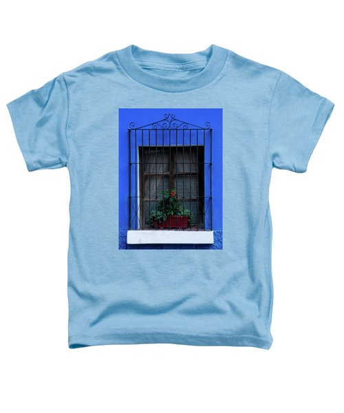 Blue-ming Beauty Toddler T-Shirt