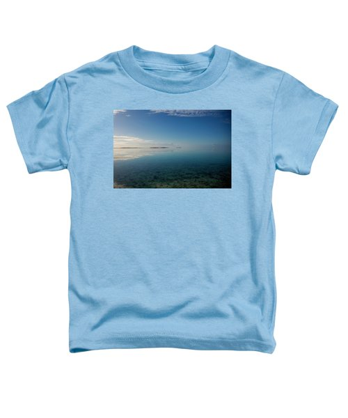 Bonefish Flats, Great Exuma Toddler T-Shirt