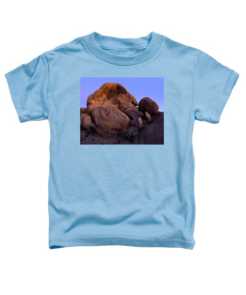 Cap Rock Toddler T-Shirt