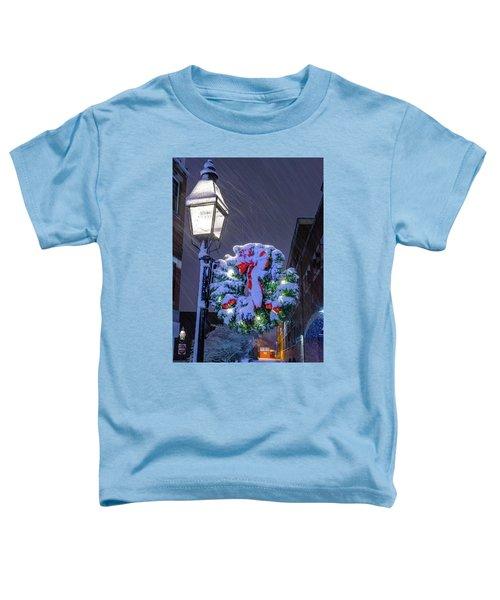 Celebrate The Season Toddler T-Shirt