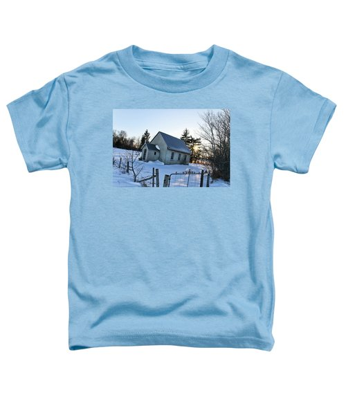 Church On Brewer Road Toddler T-Shirt