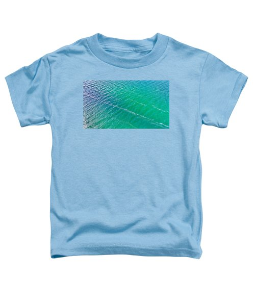 Clear Water Imagery  Toddler T-Shirt
