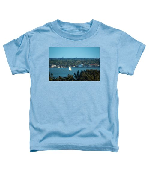 Clearwater Sails Toddler T-Shirt