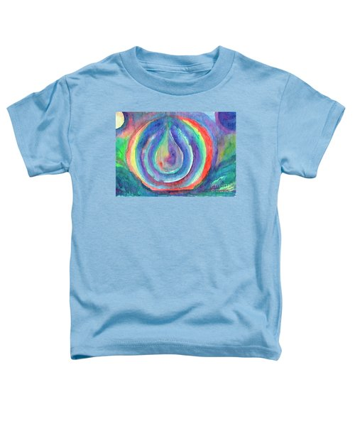 Colorful Drop Toddler T-Shirt