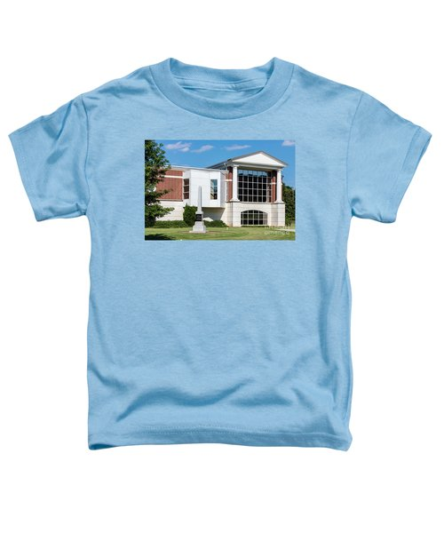Columbia County Main Library - Evans Ga Toddler T-Shirt
