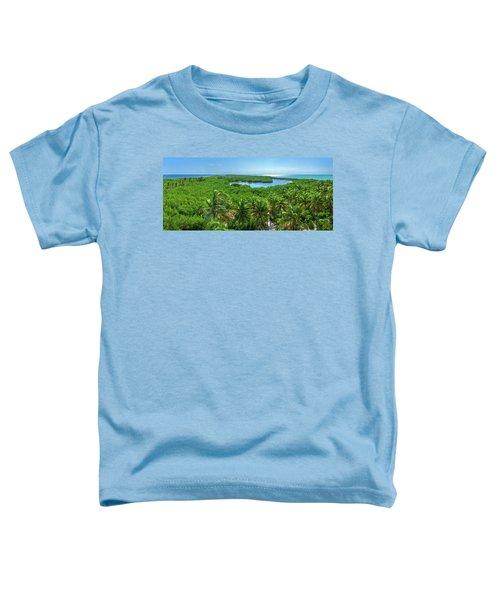 Contoy Island Toddler T-Shirt