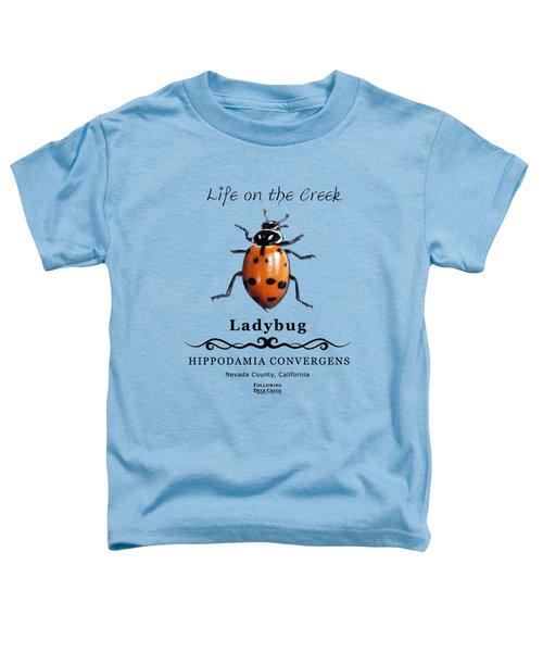 Convergens Ladybug Toddler T-Shirt
