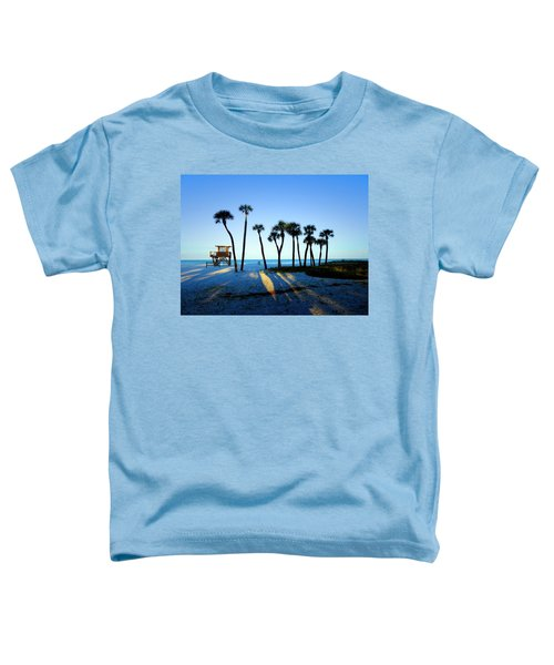 Coquina Palms Toddler T-Shirt