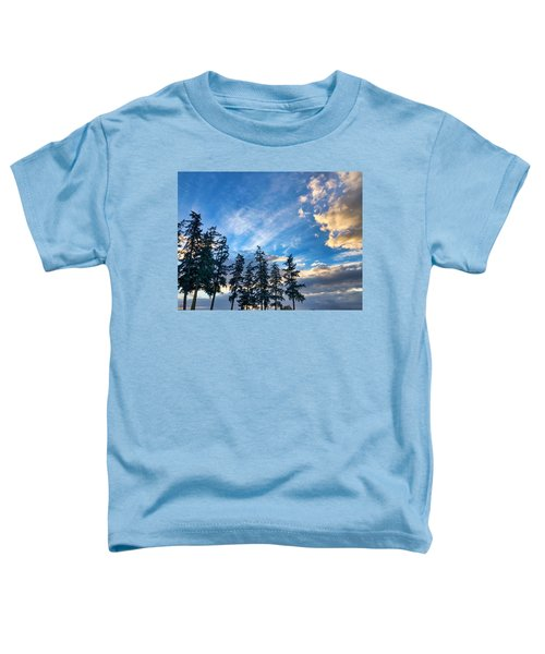Crisp Skies Toddler T-Shirt