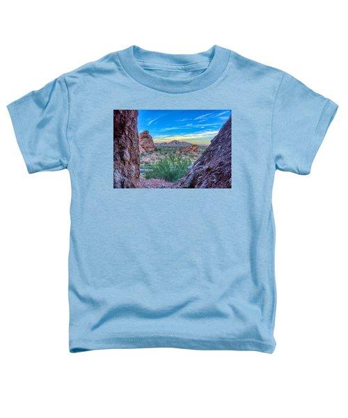 Desert Paradise  Toddler T-Shirt