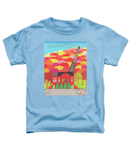 Duquesne Incline Toddler T-Shirt