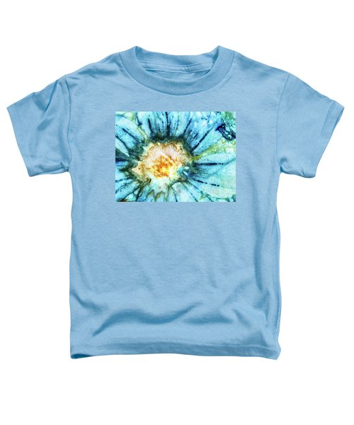 Eco Dyed Cosmos Toddler T-Shirt