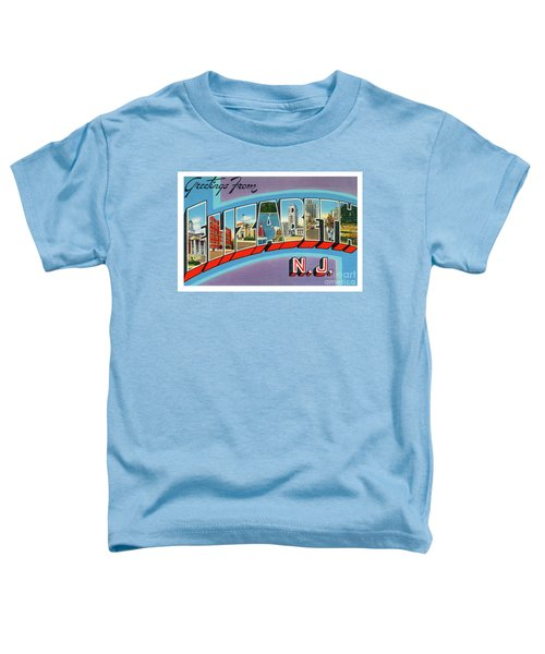 Elizabeth Greetings Toddler T-Shirt
