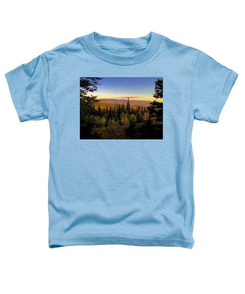 Elk Bluff  Toddler T-Shirt