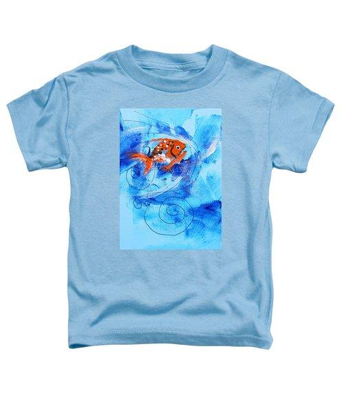 Fake Nemo Fish Toddler T-Shirt