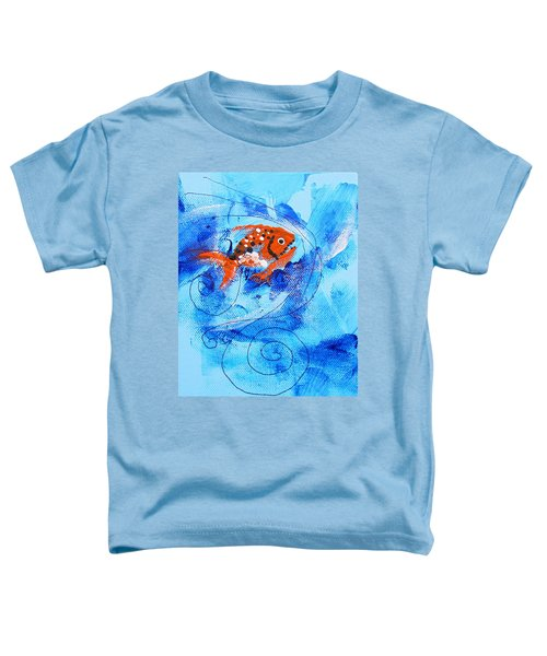 Fake Nemo Fish Toddler T-Shirt