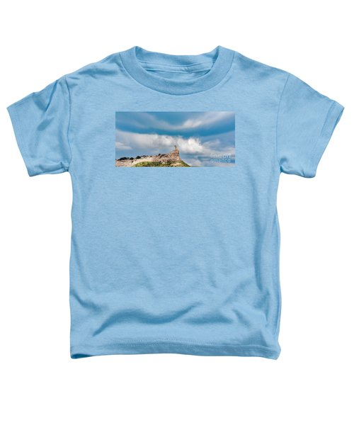 Finger Rock Toddler T-Shirt