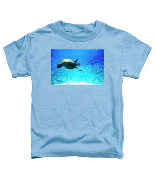 Fish Swoop Toddler T-Shirt
