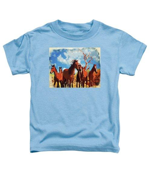 Free Spirits Toddler T-Shirt