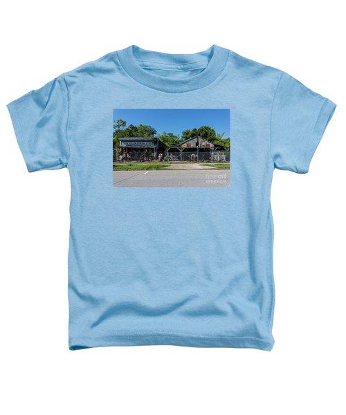 Frog Hollow General Store - Augusta Ga Toddler T-Shirt