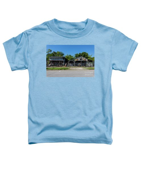 Frog Hollow General Store - Augusta Ga Toddler T-Shirt