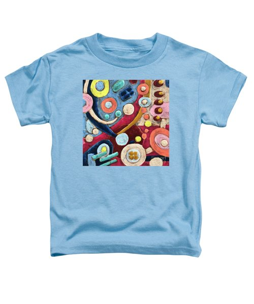 Geometric Abstract 2 Toddler T-Shirt